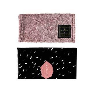 MAXMATERIA HYBRID タオル BOX(platinum pink)