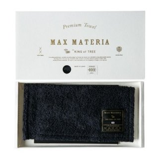 MAXMATERIA HYBRID タオル BOX(dark navy)