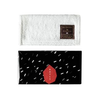 MAXMATERIA HYBRID タオル BOX(pure white)