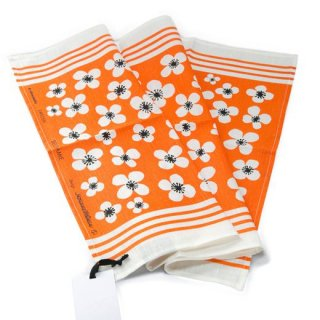 キッチンタオル「ベラミ」(オレンジ)