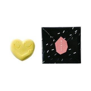 ハンドメイド入浴剤 HUG HEART BATH SALT(LEMON YELLOW)
