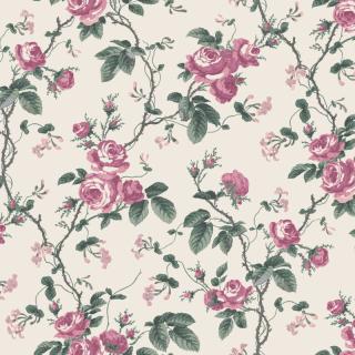 French Roses / 7210 / In Bloom / Borastapeter