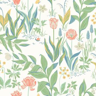 Spring Garden / 7218 / In Bloom / Borastapeter