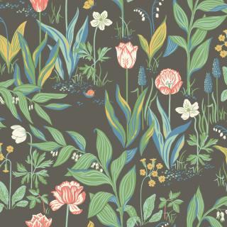 Spring Garden / 7219 / In Bloom / Borastapeter