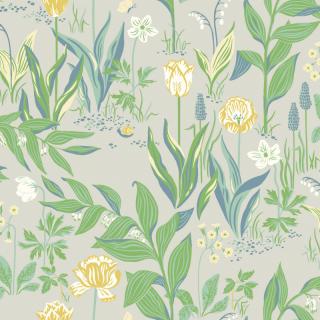 Spring Garden / 7220 / In Bloom / Borastapeter