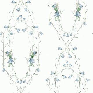 Blaklocka / 6233 / Scandinavian Designers Mini / Borastapeter
