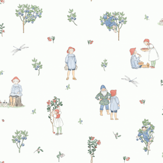 Putte / 6234 / Scandinavian Designers Mini / Borastapeter