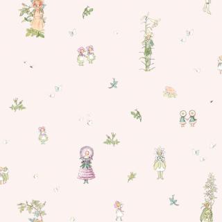 Blomsterfesten / 6235 / Scandinavian Designers Mini / Borastapeter