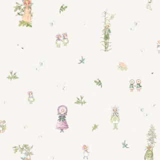 Blomsterfesten / 6236 / Scandinavian Designers Mini / Borastapeter