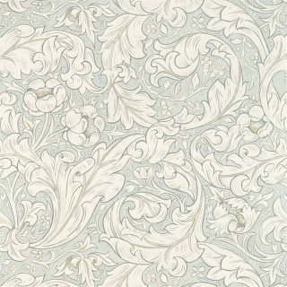 Pure Bachelors Button / 216554 / Pure Morris North Wallpapers / Morris&Co.
