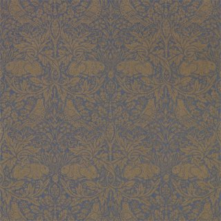 Pure Brer Rabbit / 216530 / Pure Morris North Wallpapers / Morris&Co.
