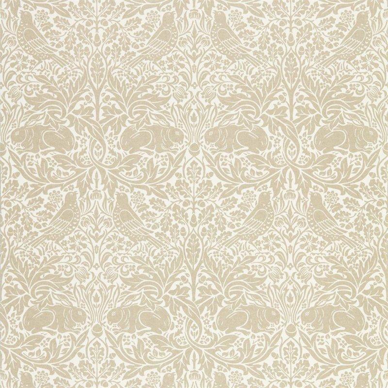 Pure Brer Rabbit / 216531 / Pure Morris North Wallpapers / Morris&Co.