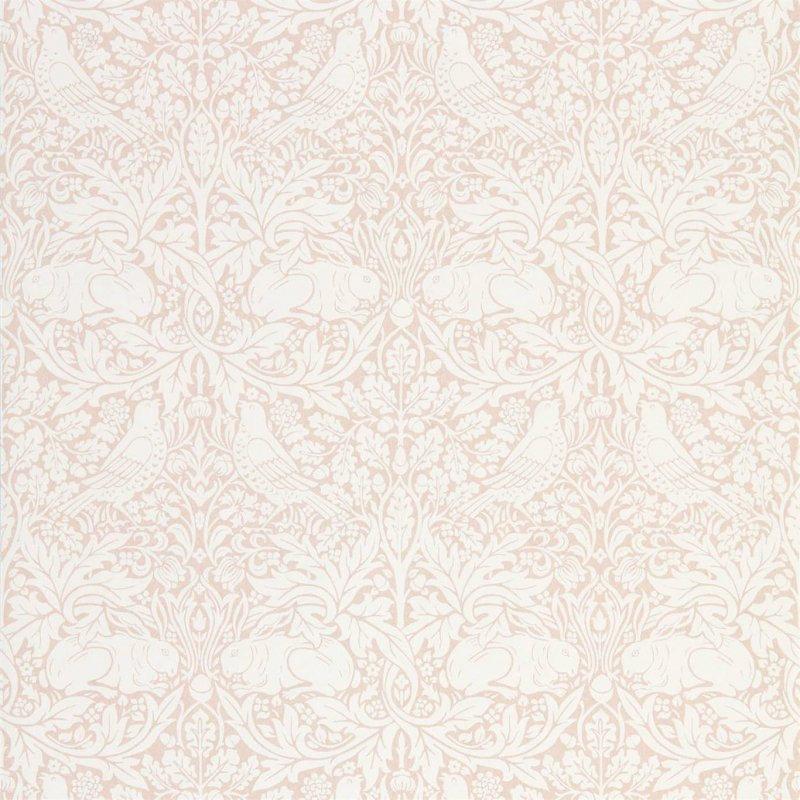 Pure Brer Rabbit / 216533 / Pure Morris North Wallpapers / Morris&Co.