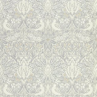 Pure Dove & Rose / 216520 / Pure Morris North Wallpapers / Morris&Co.