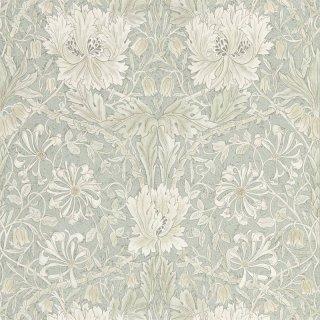 Pure Honeysuckle & Tulip / 216525 / Pure Morris North Wallpapers / Morris&Co.
