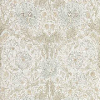 Pure Honeysuckle & Tulip / 216526 / Pure Morris North Wallpapers / Morris&Co.