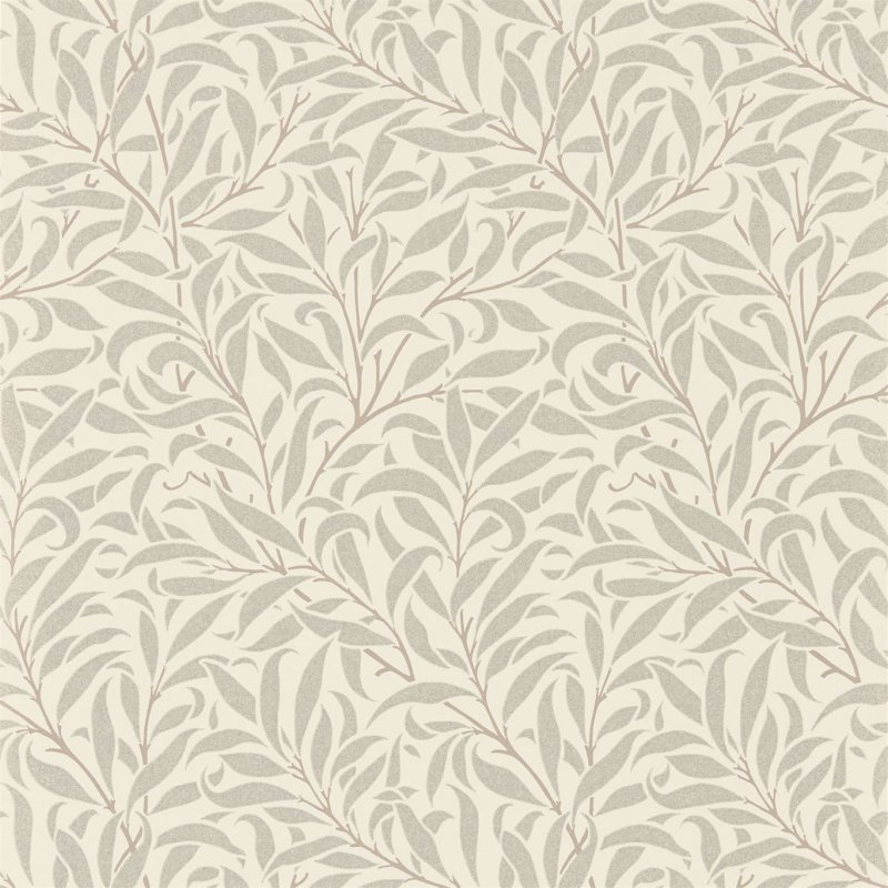 Pure Willow Bough / 216023 / Pure Morris Wallpapers / Morris&Co.