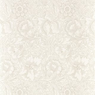 Pure Poppy / 216034 / Pure Morris Wallpapers / Morris&Co.