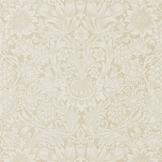 Pure Sunflower / 216047 / Pure Morris Wallpapers / Morris&Co.