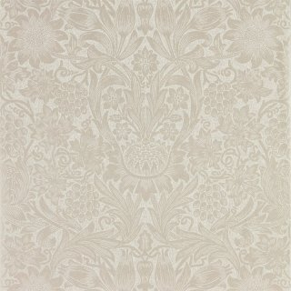 Pure Sunflower / 216048 / Pure Morris Wallpapers / Morris&Co.