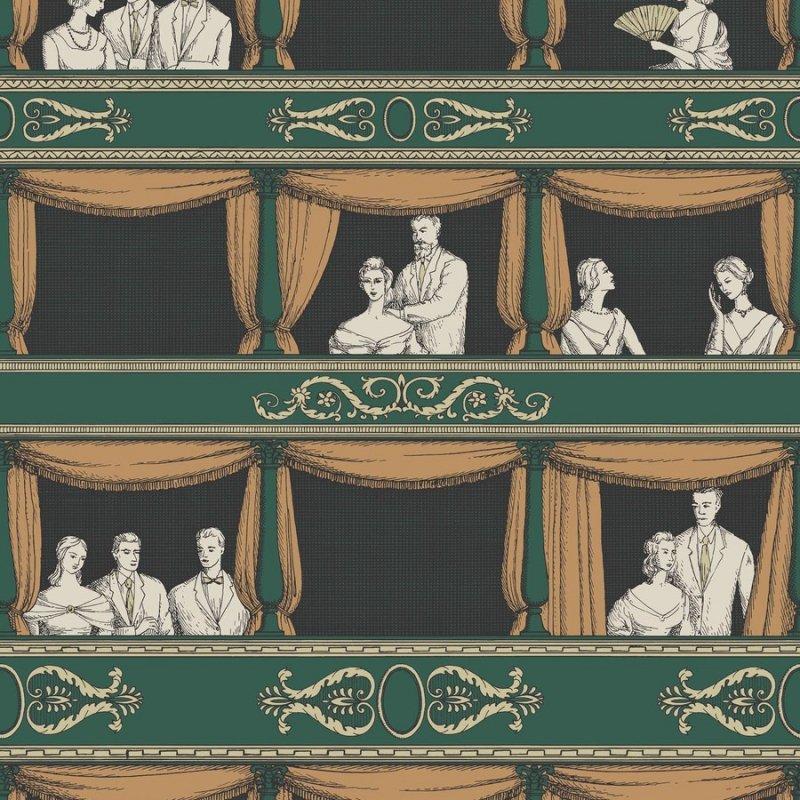 Teatro / 114/4009 / Fornasetti2018 / Cole&Son