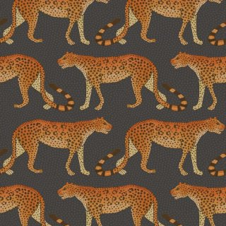Leopard Walk / 109/2008 / The Ardmore Collection / Cole&Son
