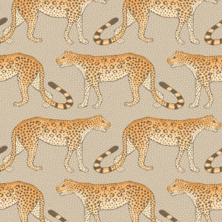 Leopard Walk / 109/2010 / The Ardmore Collection / Cole&Son