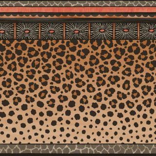 Zulu Border / 109/13060 / The Ardmore Collection / Cole&Son
