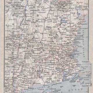 New England / 1883 / Lexington / Borastapeter