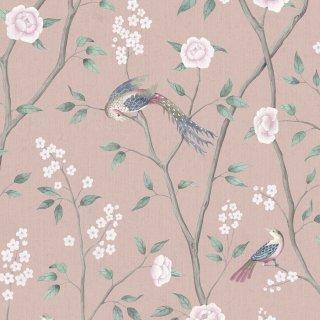 Paradise Birds / 1901 / Oriental Dreams / Borastapeter