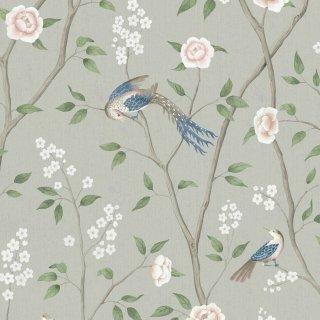 Paradise Birds / 1903 / Oriental Dreams / Borastapeter