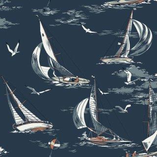 Sailboats / 8853 / Marstrand � / Borastapeter