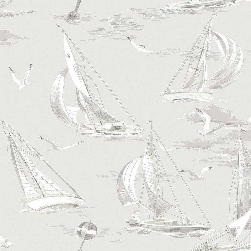 Sailboats / 8855 / Marstrand � / Borastapeter