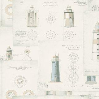 Lighthouse / 8867 / Marstrand � / Borastapeter
