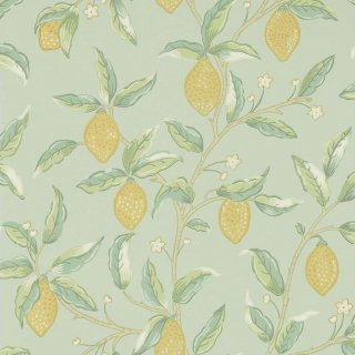 Lemon Tree / 216673 / Morris Archive V - Melsetter wallpapers / Morris&Co.