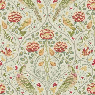 Seasons by May / 216687 / Morris Archive V - Melsetter wallpapers / Morris&Co.