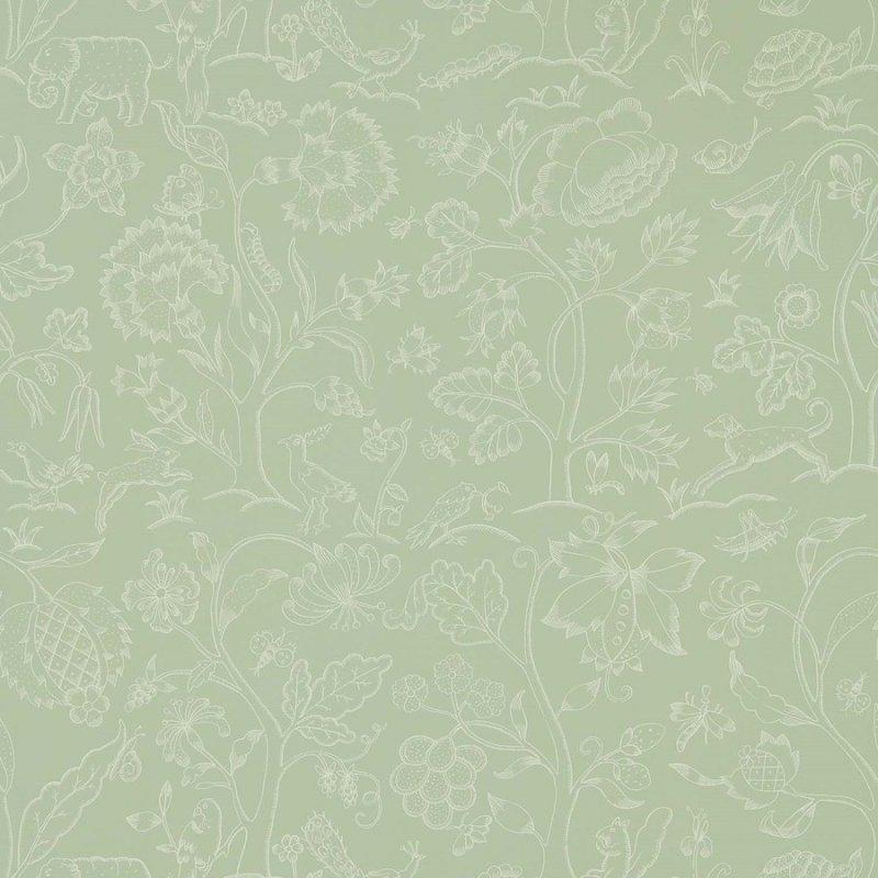 Middlemore / 216694 / Morris Archive V - Melsetter wallpapers / Morris&Co.