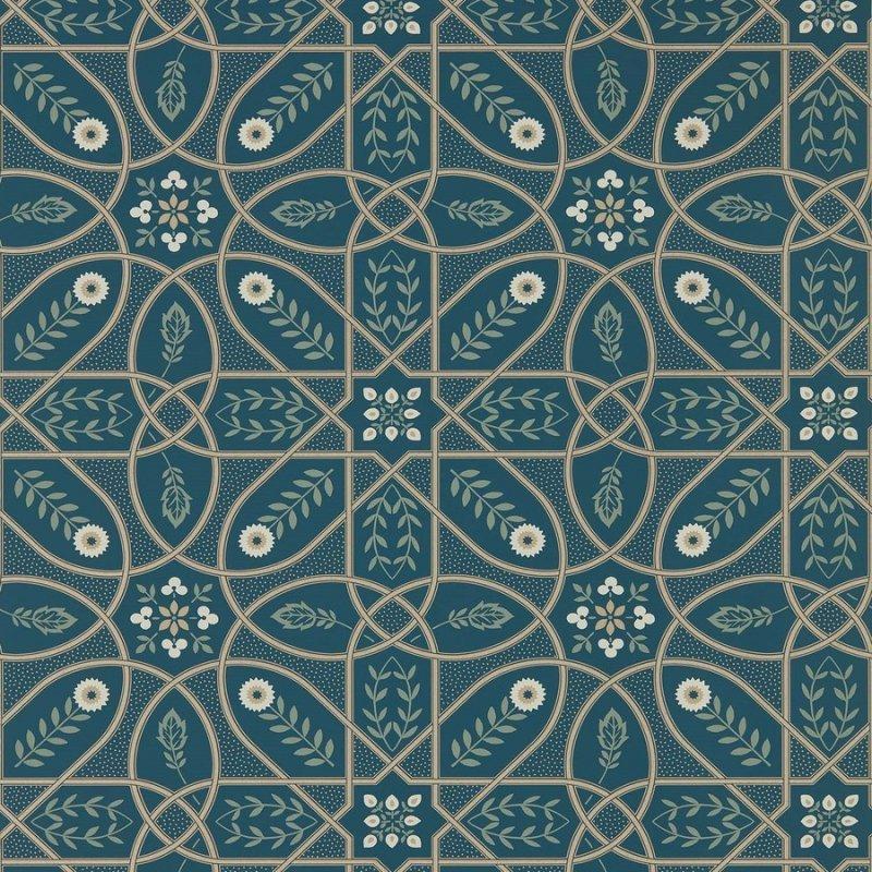 Brophy Trellis / 216699 / Morris Archive V - Melsetter wallpapers / Morris&Co.