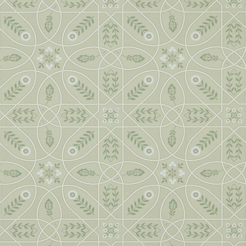 Brophy Trellis / 216702 / Morris Archive V - Melsetter wallpapers / Morris&Co.