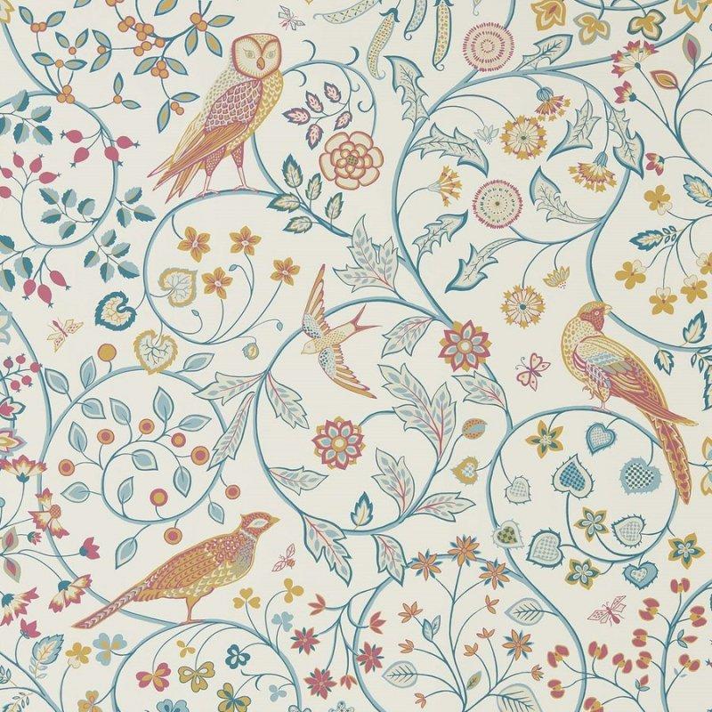 Newill / 216703 / Morris Archive V - Melsetter wallpapers / Morris&Co.