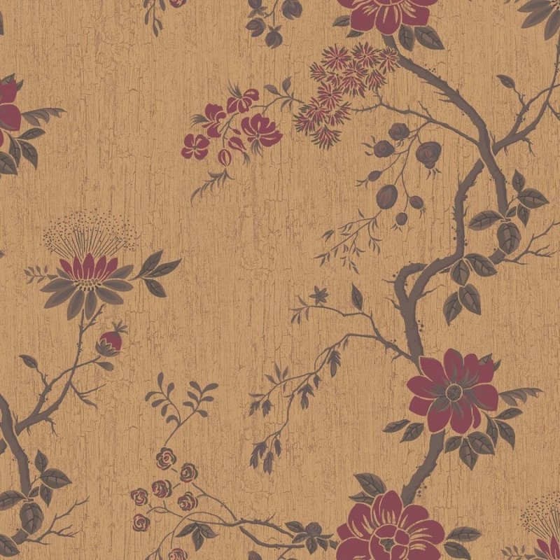 Camellia / 115/8027 / Botanical Botanica / Cole&Son