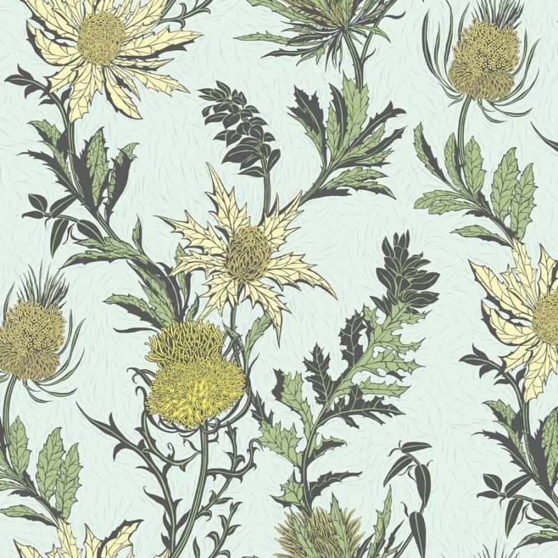 Thistle / 115/14042 / Botanical Botanica / Cole&Son