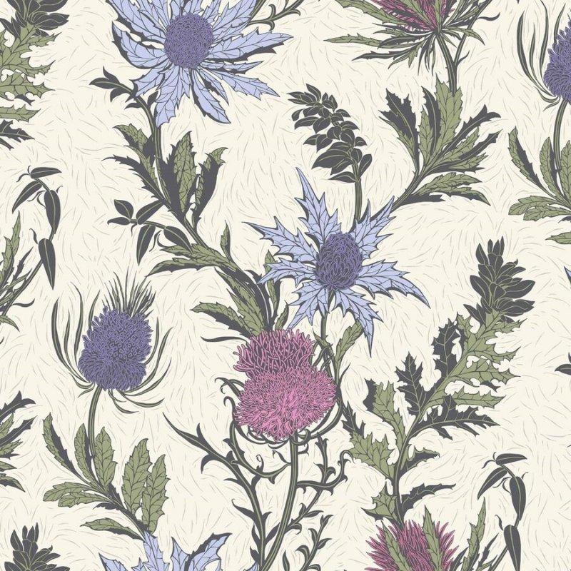 Thistle / 115/14044 / Botanical Botanica / Cole&Son