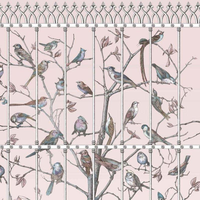 Uccelli / 114/11022 / Fornasetti Senza Tempo / Cole&Son