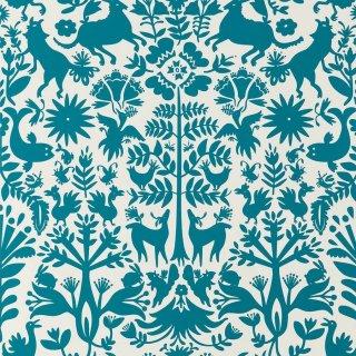 Otomi (Turquoise) / EMC-015 / Emily Isabella / Hygge & West