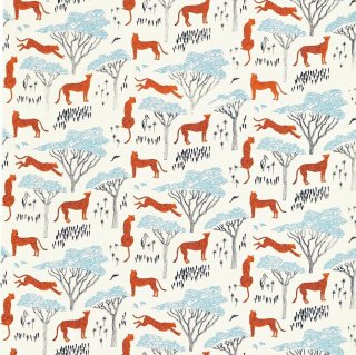 Serengeti (Orange) / JRO-045 / Julia Rothman / Hygge & West