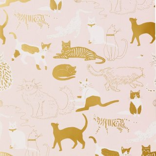 Cat's Meow (Blush) / JRO-066 / Julia Rothman / Hygge & West