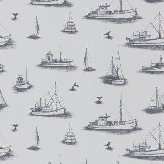Ahoy! (Fog) / AT-004 / Allira Tee / Hygge & West
