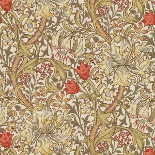 Golden Lily / 210400 / Morris Archive I / Morris&Co.
