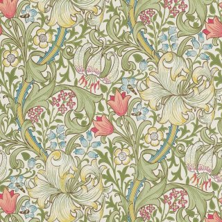Golden Lily / 210398 / Morris Archive I / Morris&Co.